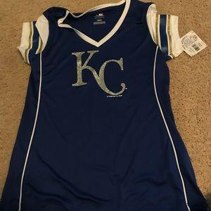 Tops - Kansas City Royals shirt